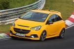 Al via le vendite della Opel Corsa GSI da 150 Cv