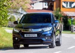 L'edizione 2019 di Honda HR-V si distingue per pochi ma riusciti interventi che modernizzano il look esterno