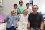 Sposati da 64 anni,ricoverati in stessa stanza