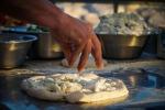 Presentata al Bufala Festa 'La Pizza dei Leoni'