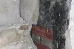 Dipinti del '400 su vescovado di Aosta