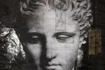 A Pietrasanta 'Musa' di Luca Pignatelli