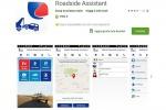 App Roadside Assistance, il soccorso si chiama da smartphone