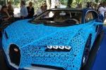 Auto:1 mln pezzi e 2.300 motori,ecco Bugatti di Lego Technic