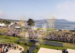 Al via da oggi aste, sfilate e concorsi a Pebble Beach, evento miliardario sulla Costa della California