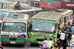 La mancanza di controlli del traffico è alla base in Bangladesh di situazioni di costante pericolo