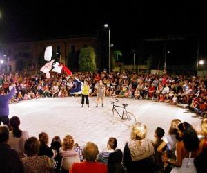 A Caorle il Festival artisti di strada