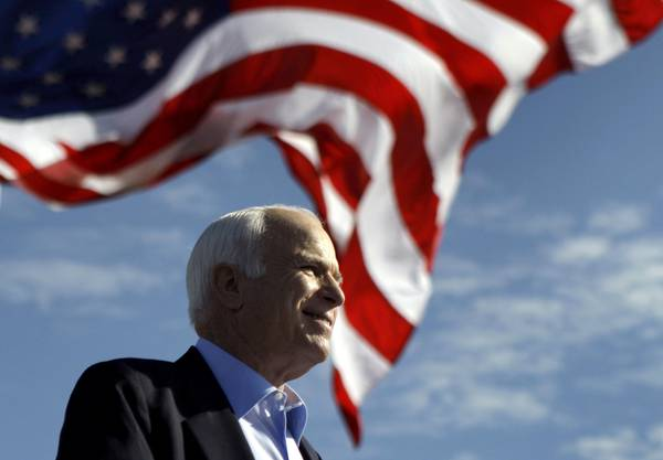Usa, la resa di McCain: stop alle cure per il senatore-eroe
