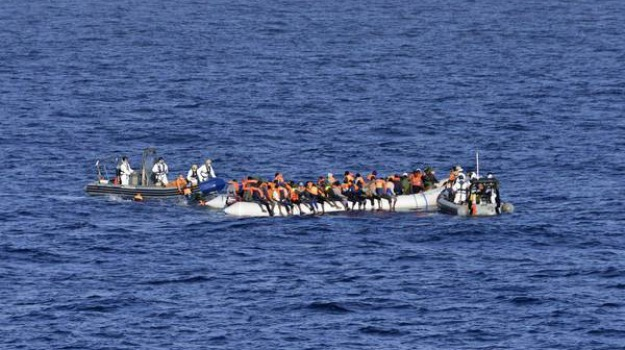 migranti, Ocean Viking, Agrigento, Cronaca