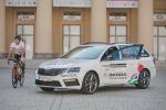 La Skoda Octavia sarà l'auto ufficiale dei Mondiali di Ciclismo