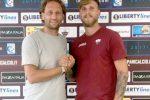 Il Trapani ingaggia il difensore Scognamillo in prestito dal Parma
