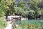 A Narni Le Mole, laguna blu dell'Umbria