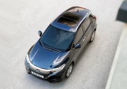 Da ottobre la rinnovata edizione del crossover Honda HR-V