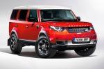 Land  Rover lancerà a breve il suv Defender di nuova generazione, che abbandona l'architettura con telaio seaparato