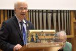 Arriva a Bagheria Hafez Haidar, candidato al Premio Nobel per la pace a la letteratura
