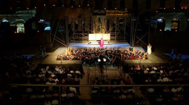 Aida di Verdi a Trapani, ente luglio musicale trapanese, Sicilia, Trapani, Cultura