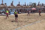 Mare, spiaggia e... racchetta: le immagini del primo torneo di Beach Tennis a Catania