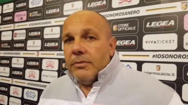 """Palermo, Tedino dopo il successo ai rigori contro il Vicenza: """"C'è ancora da lavorare"""""""