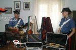 Rubava strumenti musicali e pc dalle scuole, 17enne romeno denunciato a Ribera