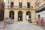 Al via il restauro del palazzo municipale di Salemi, sarà pronto nel 2019