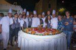 Allo Street Food Fest di Sciacca la cassata monumentale da 250 chili