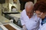 In mostra al Cairo un antico papiro restaurato da un siracusano