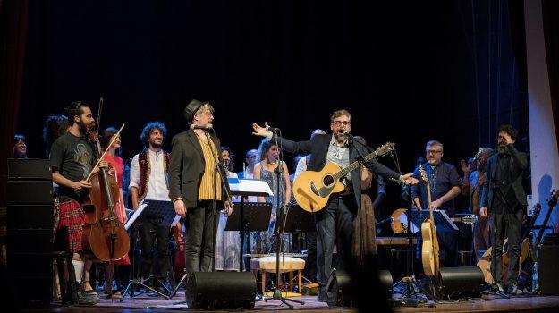 culture contro la paura concerti, Sicilia, Società