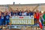 Beach Soccer, Catania da sogno: è campione d'Italia