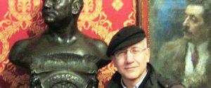 L'ormai ex presidente Enzo Caruso