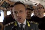 Francesco Mazzotta, comandante del Nucleo di polizia economico-finanziaria di Palermo