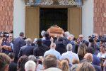 I funerali di Rita Borsellino, commozione fuori dalla chiesa