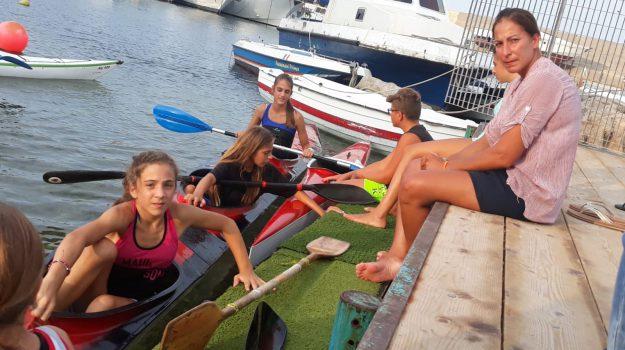 Fabiana Sgroi, Palermo, Sport