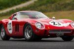 La Ferrari 250 GTO del 1962 venduta per 48,4 milioni di dollari