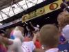 Feyenoord-Excelsior, in curva piovono peluche