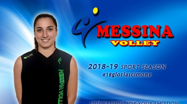 messina volley, Gloria Scimone, Messina, Sport