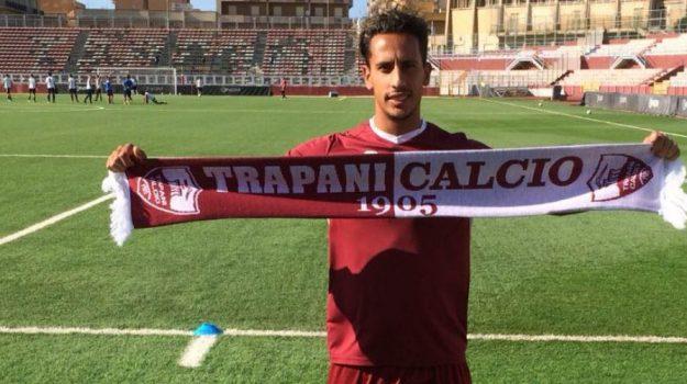 Calcio, serie c, trapani calcio, Matteo Vito Lomolino, Trapani, Calcio