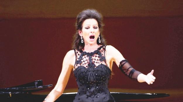 aida concert gala, Giuseppe Di Stefano, Messina, Cultura