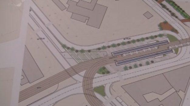 Tram, piste ciclabili e aree verdi: rassegna di foto mostra Palermo del futuro