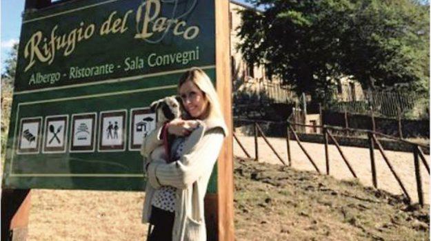 rifugio parco dei nebrodi, Magda Scalisi, Messina, Cronaca