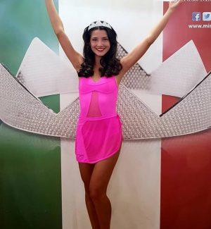 Miss Italia, l'alcamese Marianna Taormina conquista il passaggio alle prefinali