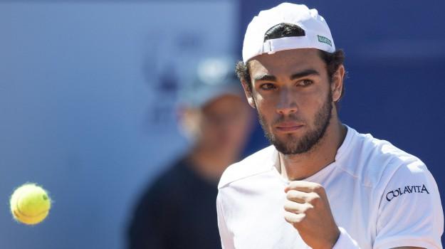 Tennis, Matteo Berrettini, Sicilia, Sport