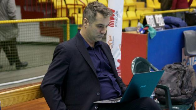 pallavolo, volley catania, Mauro Puleo, Catania, Sport