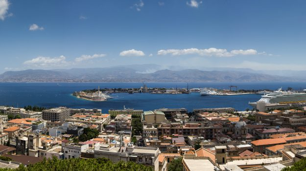 infrastrutture, regione siciliana, Nello Musumeci, Messina, Economia