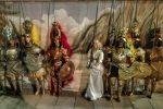 In scena ad Ucria lo spettacolo dell'Opera dei Pupi: tutte le foto dall'arena comunale