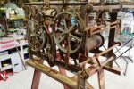 Torna a girare dopo 50 anni, ecco le foto dell'orologio comunale di Santa Ninfa