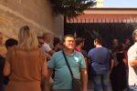 Case ai rom, protesta in via Felice Emma a Palermo