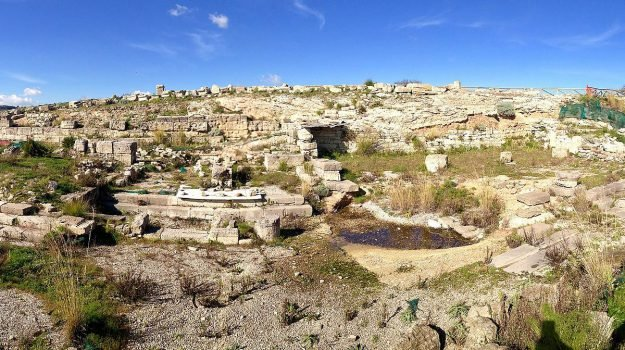 ddl parchi archeologici sicilia, Nello Musumeci, Sicilia, Politica