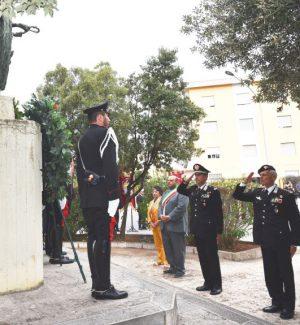 Palermo ricorda i sette carabinieri morti nell'attentato a Passo di Rigano