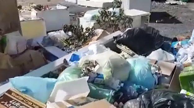 centro compostaggio, impianto rifiuti terrasini, paterna zucco, Palermo, Cronaca