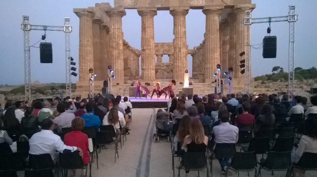 festival luce selinunte, Trapani, Cultura